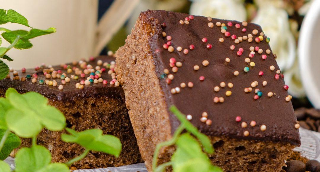 Dietetyczne czekoladowe brownie