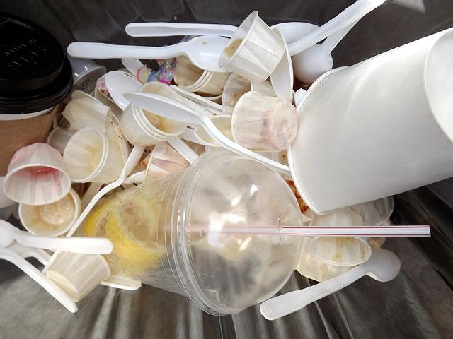 Pojemnik do segregacji odpadów
